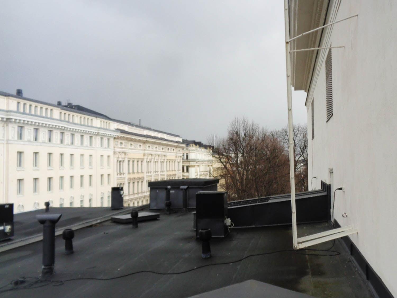 Svenska Teatern sadevesijärjestelmä