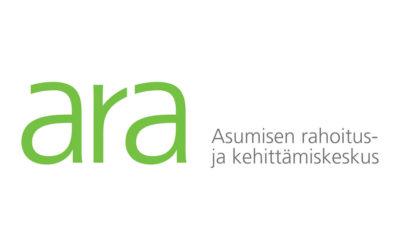 ARAn avustus sisäilmaongelmaisen rakennuksen perusparannukseen