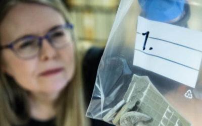 """""""Asbestitulos on usein yllätys tutkijalle itselleenkin"""""""